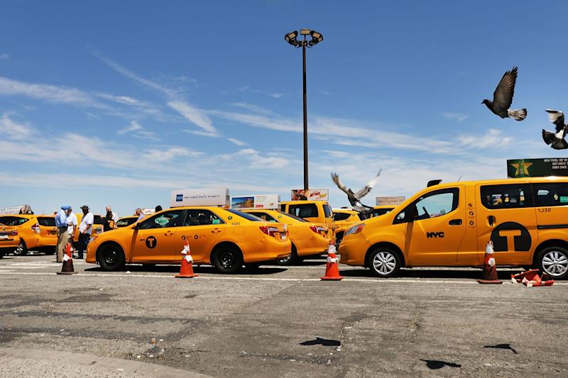 NYC Cabbies Say 'No-Cost' Bailout Would Avoid Financial Ruin