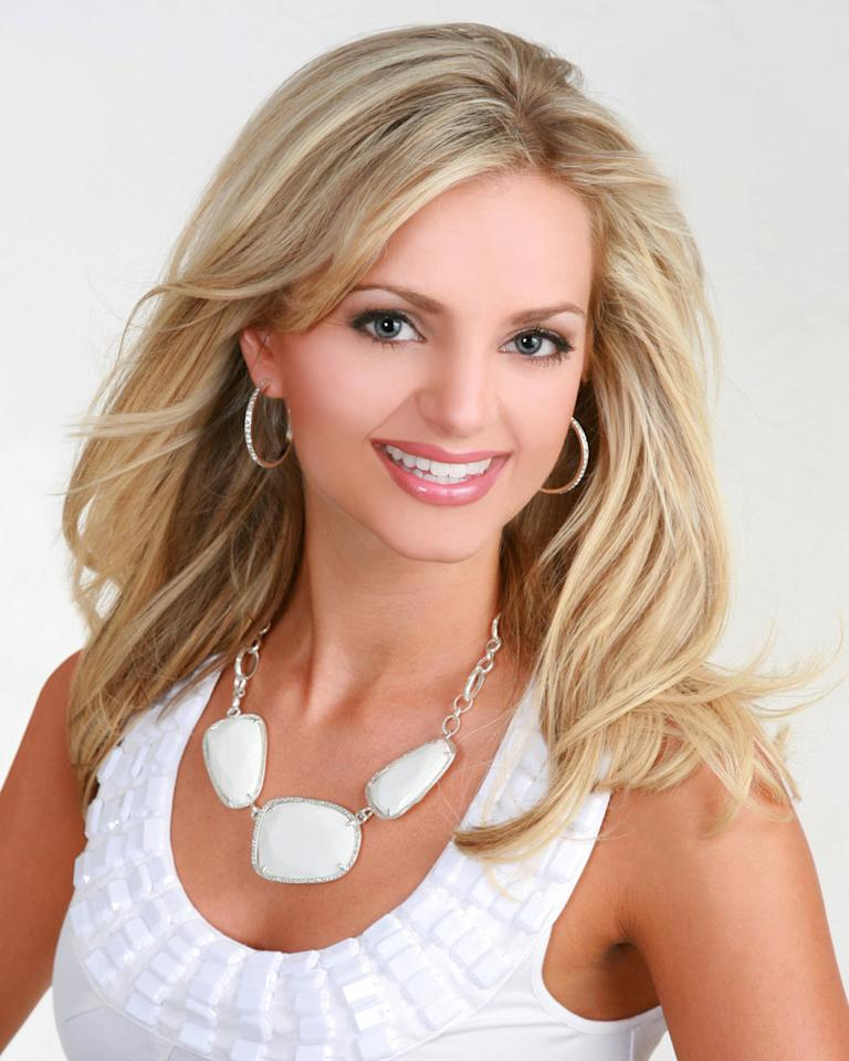 "Miss Colorado, Jamie Dukehart-Conti, is a contestant in the <a href=""/miss-america-countdown-to-the-crown/show/44013"">Miss America 2009 Pageant</a>."