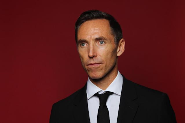 Steve Nash is among those criticizing Canadian NBA players for not playing in the FIBA World Cup. (Getty Images)