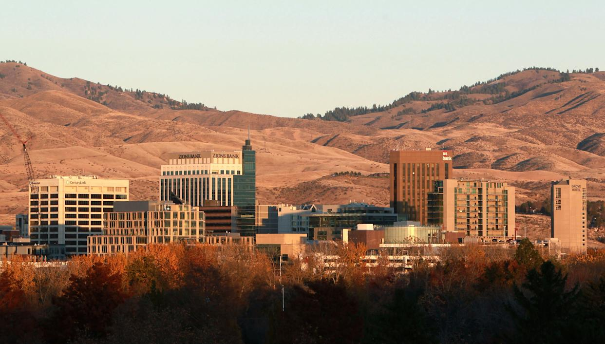 Boise, Idaho, wasAmerica's 79th most unequal city in 2011. By 2016, it had jumped to seventh place. (Photo: Joe Jaszewski for The Washington Post via Getty Images)