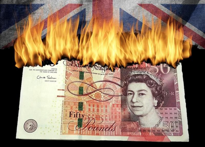 How could a GBP-pegged stablecoin threaten UK banks?