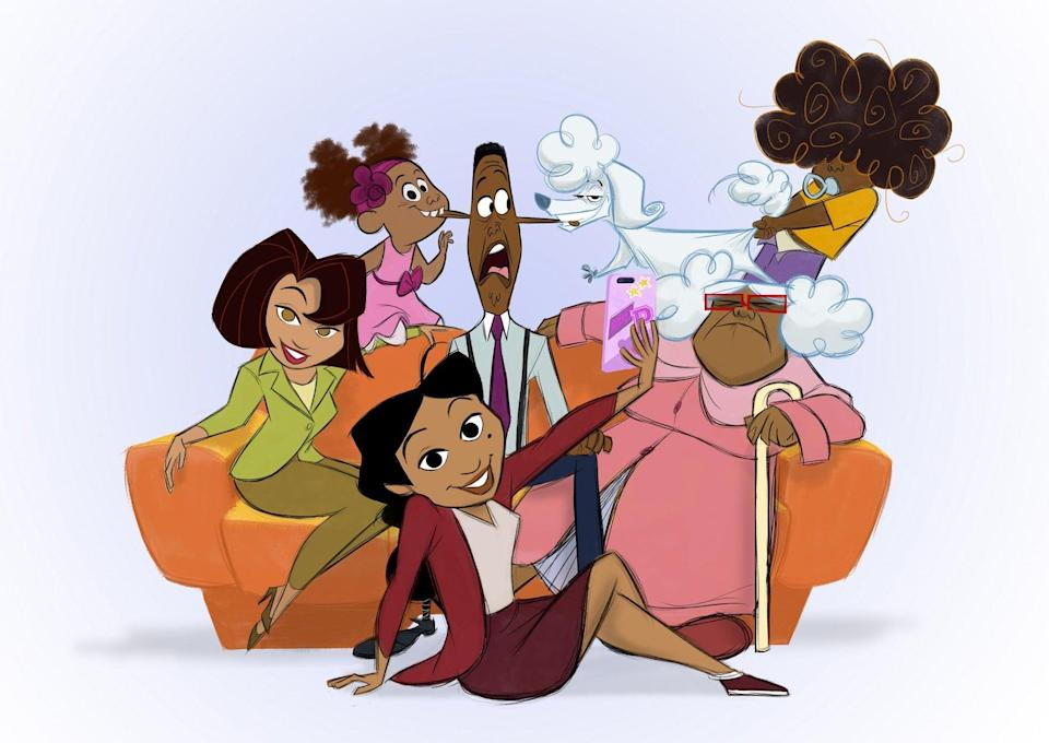 THE PROUD FAMILY: LOUDER AND PROUDER (Disney+)