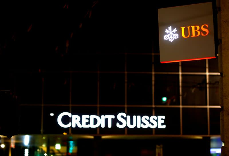 UBS and Credit Suisse bow to regulator pressure on dividends