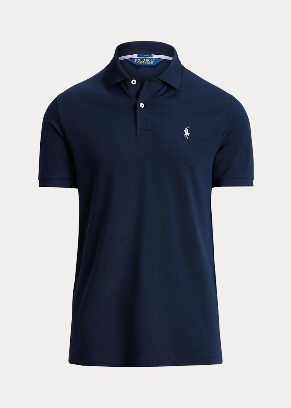"<p><strong>Custom Slim Fit Performance Polo</strong></p><p>Ralph Lauren</p><p><strong>$89.50</strong></p><p><a href=""https://go.redirectingat.com?id=74968X1596630&url=https%3A%2F%2Fwww.ralphlauren.com%2Fbrands-golf-men-tournament-looks-cg%2Fcustom-slim-fit-performance-polo-shirt%2F564403.html%3Fdwvar564403_colorname%3DFrench%2BNavy%26cgid%3Dbrands-golf-men-tournament-looks-cg%26webcat%3Dsearch%23start%3D1%26sz%3D32%26cgid%3Dbrands-golf-men-tournament-looks-cg&sref=https%3A%2F%2Fwww.esquire.com%2Fstyle%2Fmens-fashion%2Fg36197949%2Fbest-golf-clothing-brands%2F"" rel=""nofollow noopener"" target=""_blank"" data-ylk=""slk:Shop Now"" class=""link rapid-noclick-resp"">Shop Now</a></p><p>When it doubt, trust in the Polo Pony. Ralph Lauren has been making great golf apparel for years. The signature polo has always been a great option for the golf course, but the brand also makes them tailored specifically for sport. </p>"