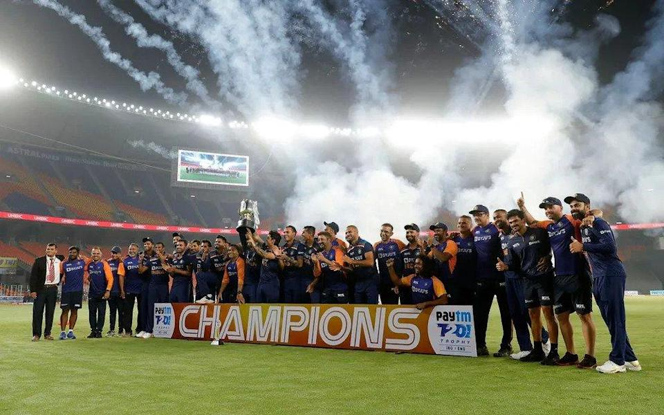 India National Cricket Team, ICC T20 World Cup 2021