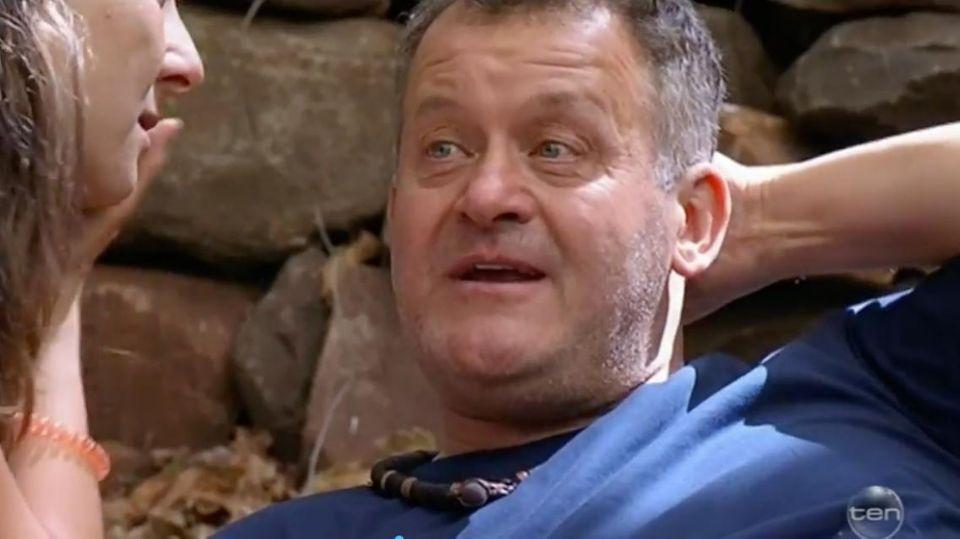 Paul Burrell got emotional as he shared the story of the last time he saw Diana. Source: Ten