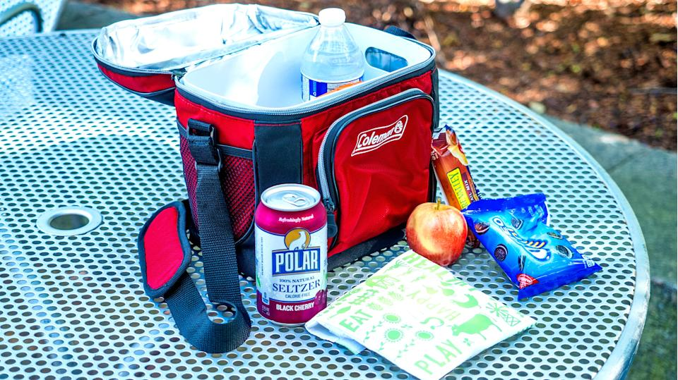 The best gifts for travelers: Coleman Lunch Cooler