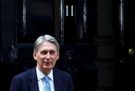 Chancellor Philip Hammond to give first Autumn Statement on November 23