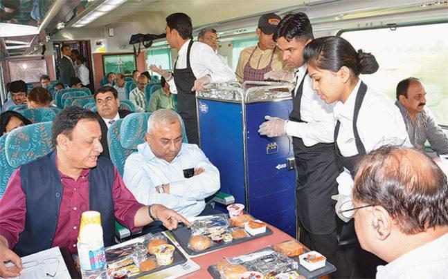 Railway catering scam: Food products purchased at ten times their MRP