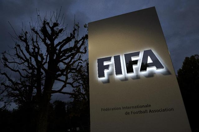 Greece's crisis-hit football federation spied on the national side's players and staff over several years using hidden cameras and listening devices, said a committee appointed by FIFA (AFP Photo/FABRICE COFFRINI)