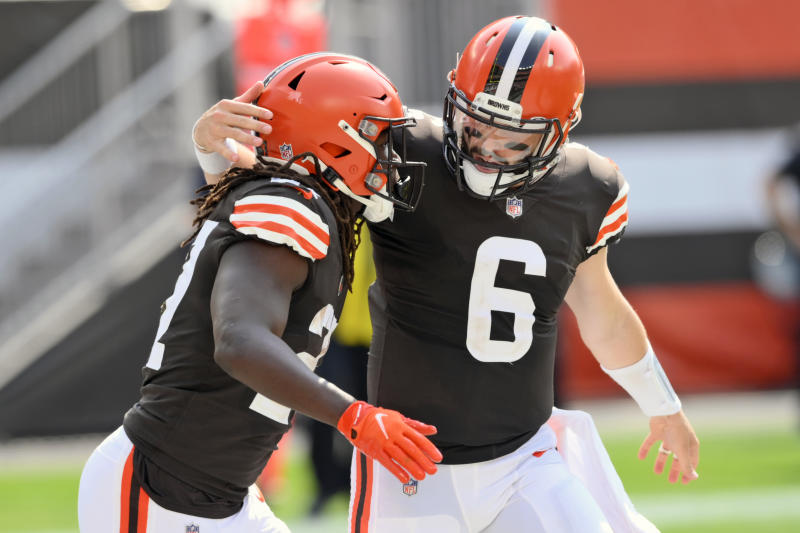 It's been a long time since Cleveland started 2-1. (AP Photo/David Richard)
