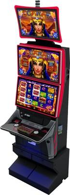 IGT Introduces CrystalDual 27 Cabinet to North America at 2018 Indian Gaming Tradeshow & Convention