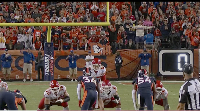 Broncos Says Refs Admit To Blowing 4th Quarter Play-Clock Call