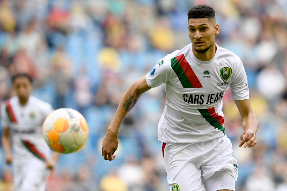 Bjorn Johnsen is another one that got away for the United States. (Getty)