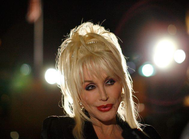 Dolly Parton announced she's releasing her first Christmas album in 30 years,