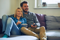 <p>Our weekday evening habits are to watch the evening news with a plate of olives and other noshes then have dinner,' says Dr. Lisa D, married for six years. 'Afterward, we watch TV. I love our binges! It still feels like a real treat to sit and watch and snuggle.'</p>