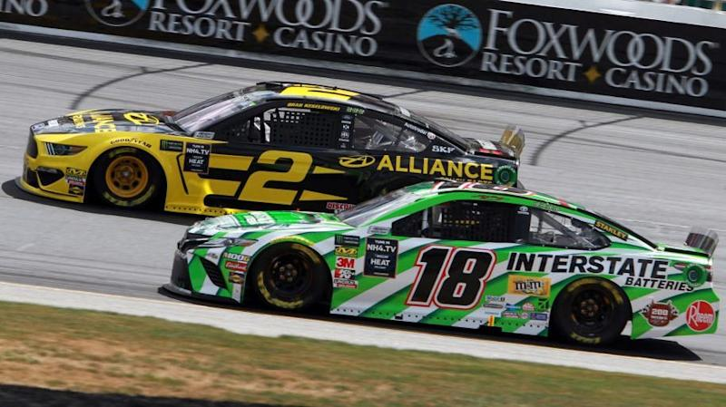 Sunday Cup race at New Hampshire: Start time, TV channel, lineup