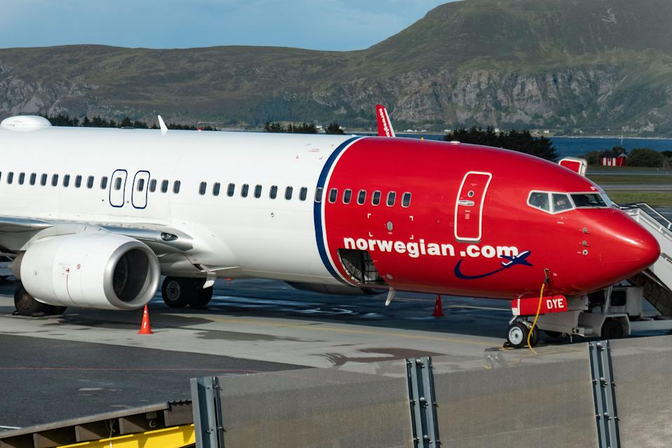 In May, the group received emergency financial guarantees from the Norwegian government.
