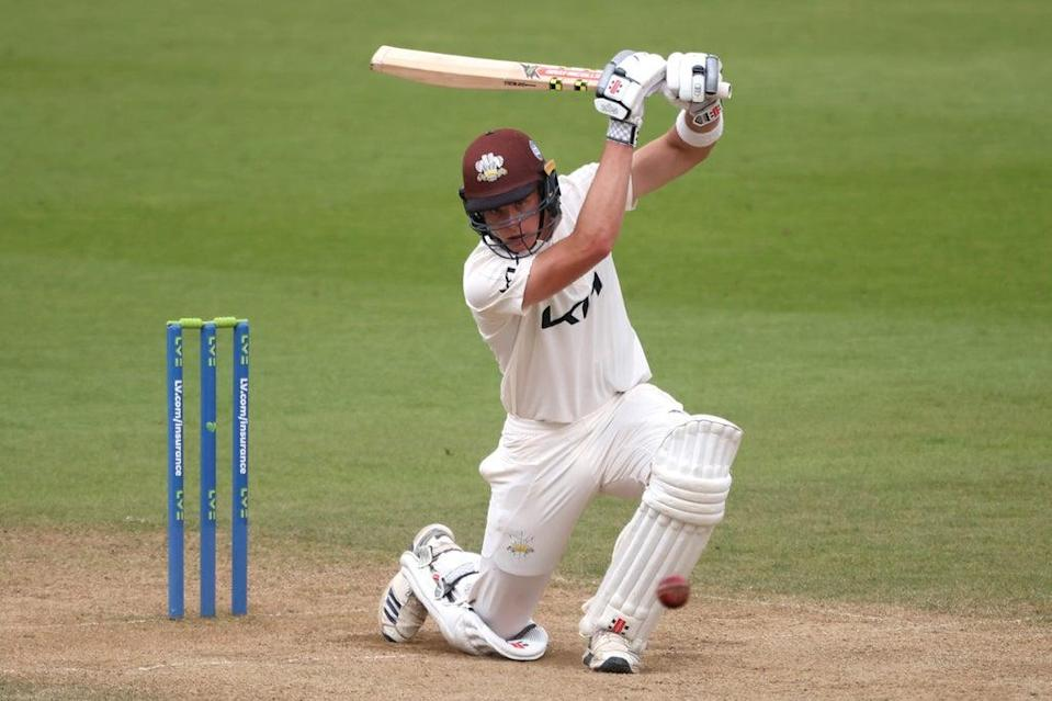 Surrey's Jamie Smith is part of the exciting young talent likely to be in Australia with the England Lions (Getty Images for Surrey CCC)