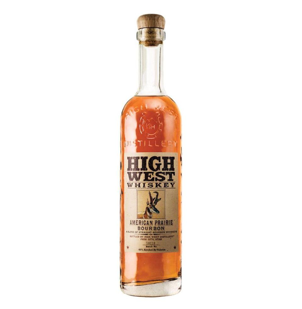 "<p><strong>High West</strong></p><p>reservebar.com</p><p><strong>$39.00</strong></p><p><a href=""https://go.redirectingat.com?id=74968X1596630&url=https%3A%2F%2Fwww.reservebar.com%2Fproducts%2Fhigh-west-american-prairie-bourbon&sref=https%3A%2F%2Fwww.esquire.com%2Flifestyle%2Fg36178808%2Fearth-day-2021-brands-give-back%2F"" rel=""nofollow noopener"" target=""_blank"" data-ylk=""slk:Shop"" class=""link rapid-noclick-resp"">Shop</a></p><p>For every bottle sold of High West's American Prairie Bourbon, the brand will donate 10 percent of its after-tax profits to the <a href=""https://www.americanprairie.org/"" rel=""nofollow noopener"" target=""_blank"" data-ylk=""slk:American Prairie Reserve"" class=""link rapid-noclick-resp"">American Prairie Reserve</a>, a Montana-based nonprofit working to establish a massive land reserve on Montana's Great Plains. </p>"