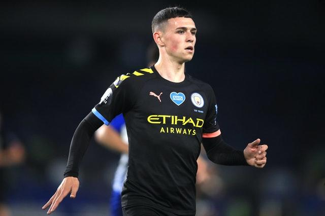 Phil Foden enjoyed a fine end to the season at Manchester City.