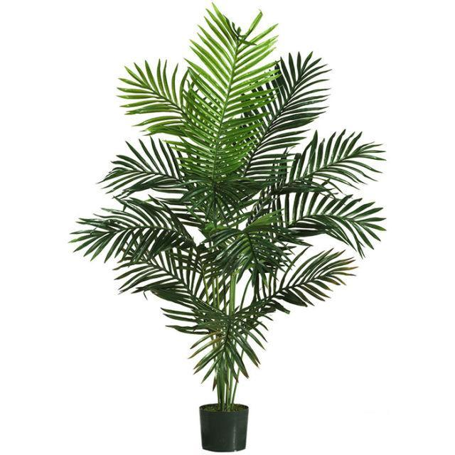 """<p>If you don't already live in a tropical paradise, don't be sad: You can make your home feel a little more like Hawaii with this artificial palm plant. ($56.99; <a href=""""https://www.walmart.com/ip/5-Paraidise-Palm/16933988"""" rel=""""nofollow noopener"""" target=""""_blank"""" data-ylk=""""slk:walmart.com"""" class=""""link rapid-noclick-resp"""">walmart.com</a>)</p><p><strong><a href=""""https://www.walmart.com/ip/5-Paraidise-Palm/16933988"""" rel=""""nofollow noopener"""" target=""""_blank"""" data-ylk=""""slk:BUY NOW"""" class=""""link rapid-noclick-resp"""">BUY NOW</a></strong><br></p><p><strong>RELATED: </strong><a href=""""http://www.redbookmag.com/home/news/g2979/best-plants-for-a-garden/"""" rel=""""nofollow noopener"""" target=""""_blank"""" data-ylk=""""slk:13 Plants That Give You Bang for Your Buck"""" class=""""link rapid-noclick-resp""""><strong>13 Plants That Give You Bang for Your Buck</strong></a></p>"""