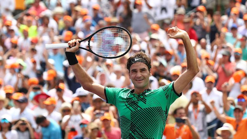 Federer confirms French Open plans