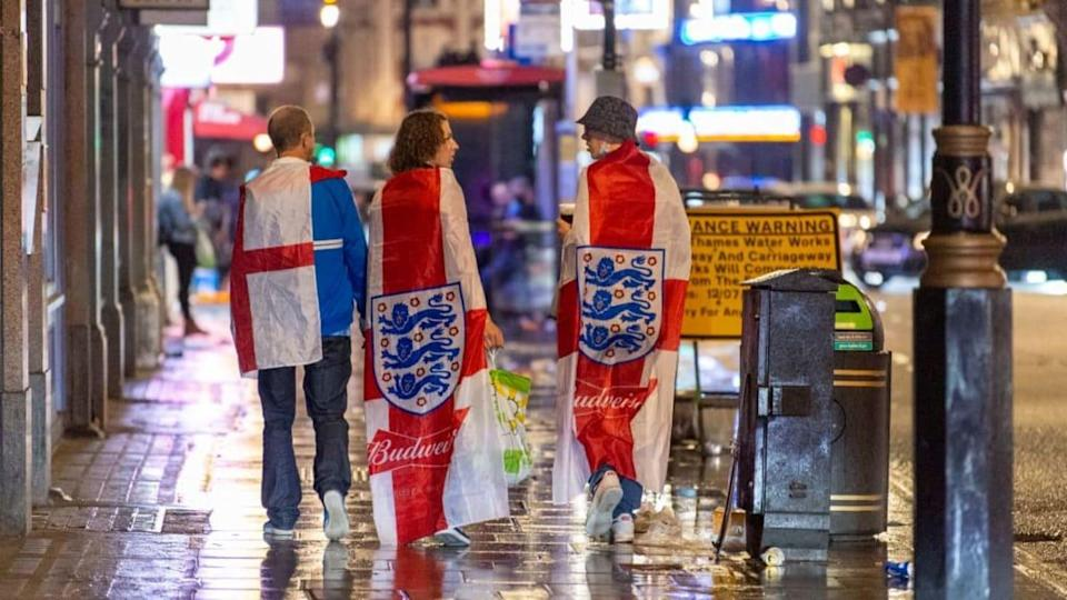 Delusione inglese | HGL/Getty Images