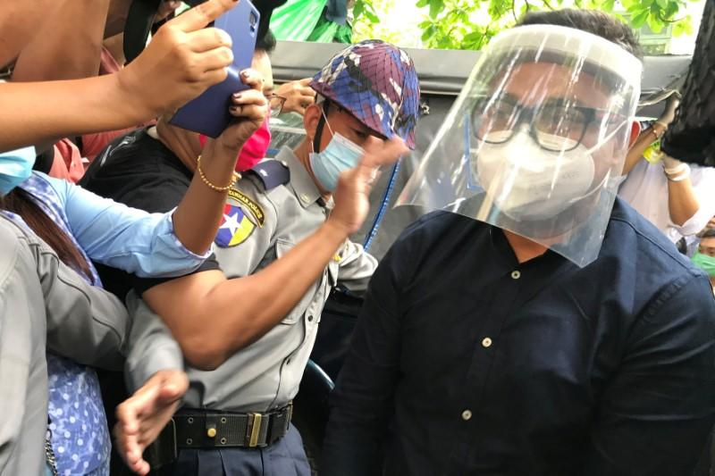 Myanmar court denies bail to Canadian preacher who defied virus ban
