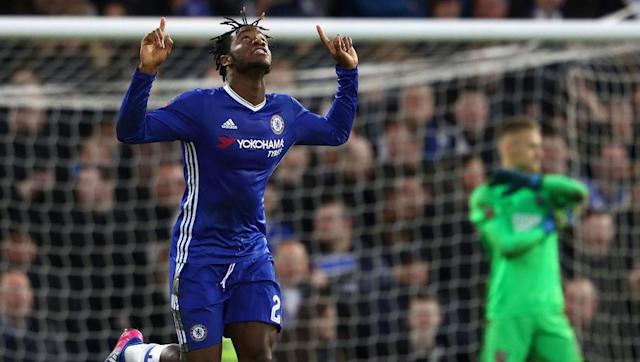 <p>If there is anyone in west London that is not happy about Chelsea's current state of dominance, it is surely Michy Batshuayi. </p> <br><p>Many would've expected the Belgian striker to be a marquee signing, having brought him in from Marseille in the summer for £30m, yet Batshuayi has barely featured given the form of Diego Costa. Eyebrows were raised when Chelsea boss Antonio Conte chose to play Eden Hazard centrally instead of Batshuayi when Costa was suspended against Bournemouth. </p> <br><p>The striker is still young, so has time on his side, and has also reliably scored in cup competitions when called upon, including a goal and an assist in Chelsea's demolition of Brentford in the last round. </p> <br><p>With Chelsea facing an inconsistent Wolves side, and the consistent threat of Chelsea's playing style - assuming the Belgian starts, he should certainly find opportunities. </p>