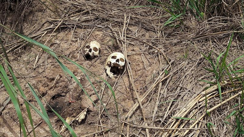 United Nations investigators discover mass graves in Kasais, DRC