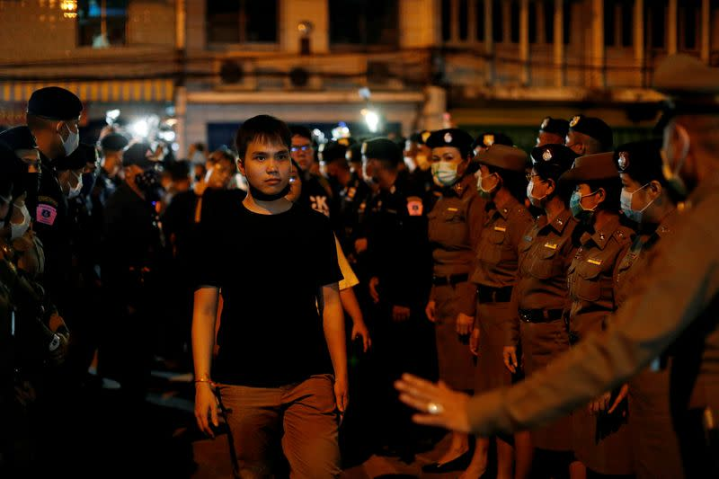 Exclusive: Thailand tells universities to stop students' calls for monarchy reform