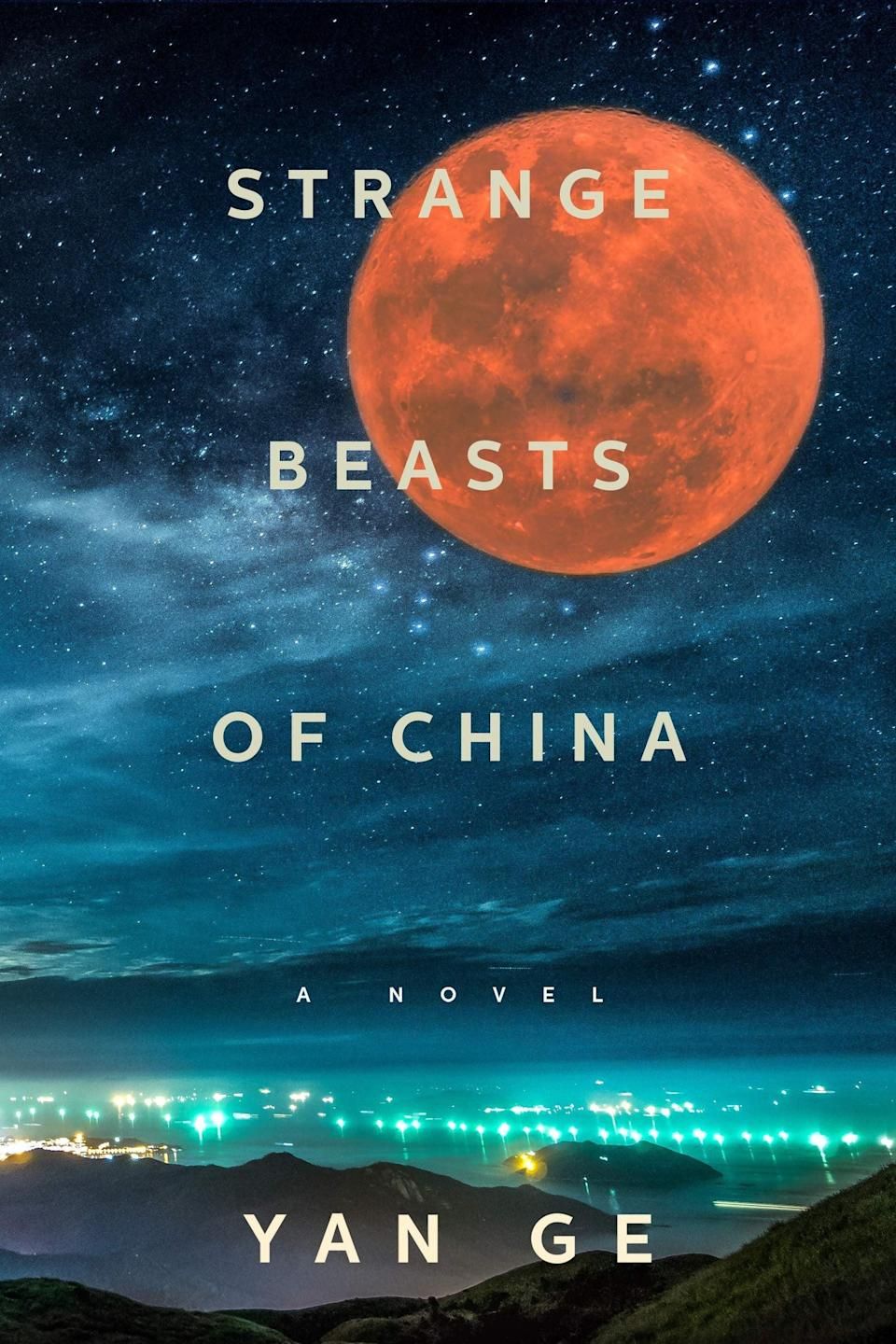 """Now translated into English for our reading pleasure, Yan Ge's <em>Strange Beasts Of China </em>follows the life of a cryptozoologist and her former professor as they attempt to learn more about a group of creatures. Set in the fictional city of Yong'an, here, beasts live alongside humans, sharing the good and bad of modern urban living. With some beasts artificially engineered and some that of old folklore, the two main characters set out to document each individual creature for their own interest. But while the cryptozoologist hopes to learn more about the beast's existence, it soon becomes clear that she may unravel a mystery surrounding herself too. Discussing environmentalism, our relationship with sentient beings and ancient mythology, this obscure read says a whole lot about the state of our modern world. <br><br><strong>Yan Ge</strong> Strange Beasts of China, $, available at <a href=""""https://www.amazon.co.uk/Strange-Beasts-China-Yan-Ge/dp/1612199097"""" rel=""""nofollow noopener"""" target=""""_blank"""" data-ylk=""""slk:Amazon"""" class=""""link rapid-noclick-resp"""">Amazon</a>"""