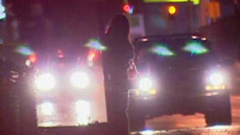 Police defend human trafficking sting operation