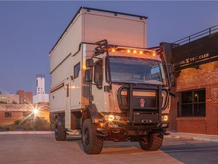 The Pangea from Global Expedition Vehicles. 2