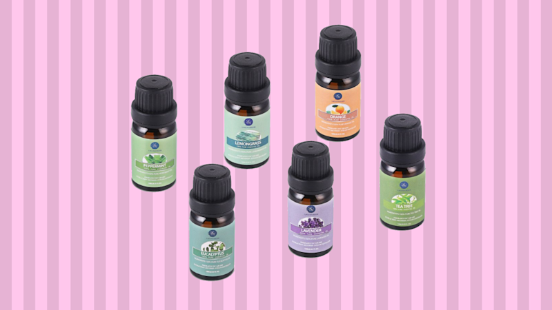 Meet the set of essential oils with over 13,500 near-perfect Amazon reviews. (Photo: Amazon)