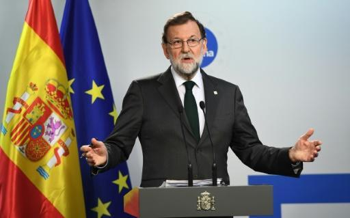 Spain's king hits out at Catalonia 'secession attempt'
