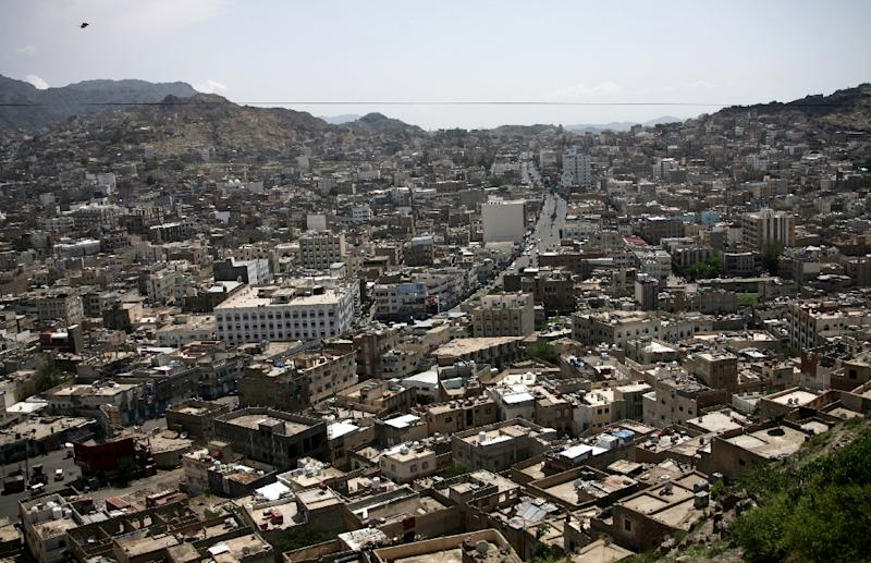 The city of Taez is under the control of Yemen's internationally recognised government, but it has been besieged by Iran-backed rebels for months