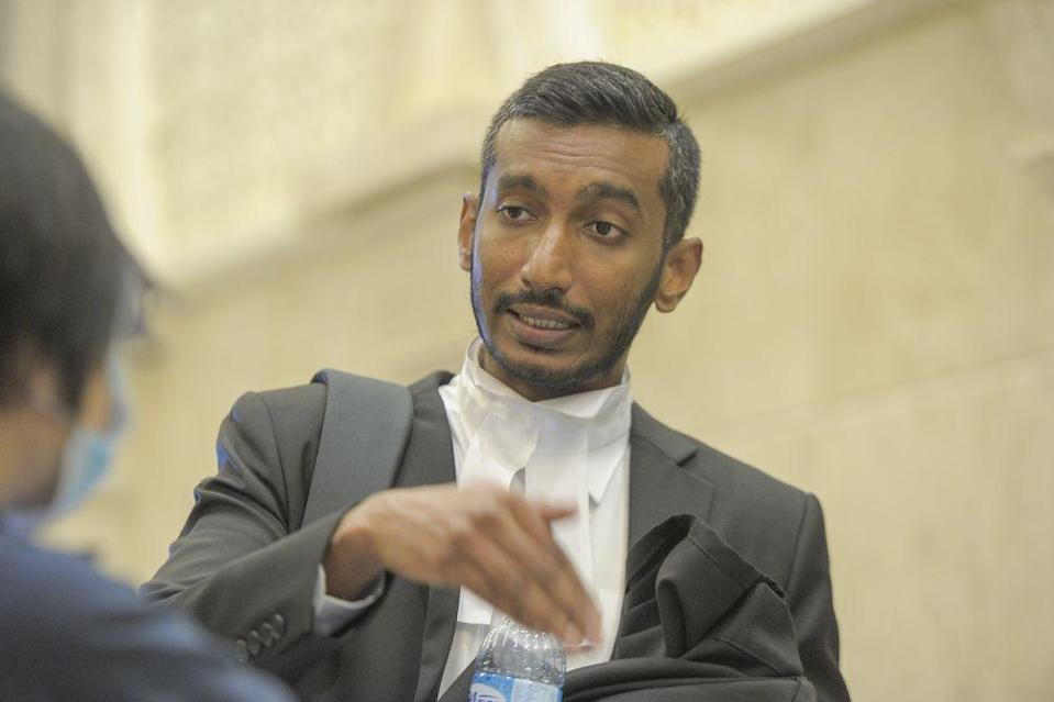 Lawyer Surendra Ananth says Ahmad Faizal has the option of asking the Sultan to dissolve the assembly and call for an election. — Picture by Shafwan Zaidon