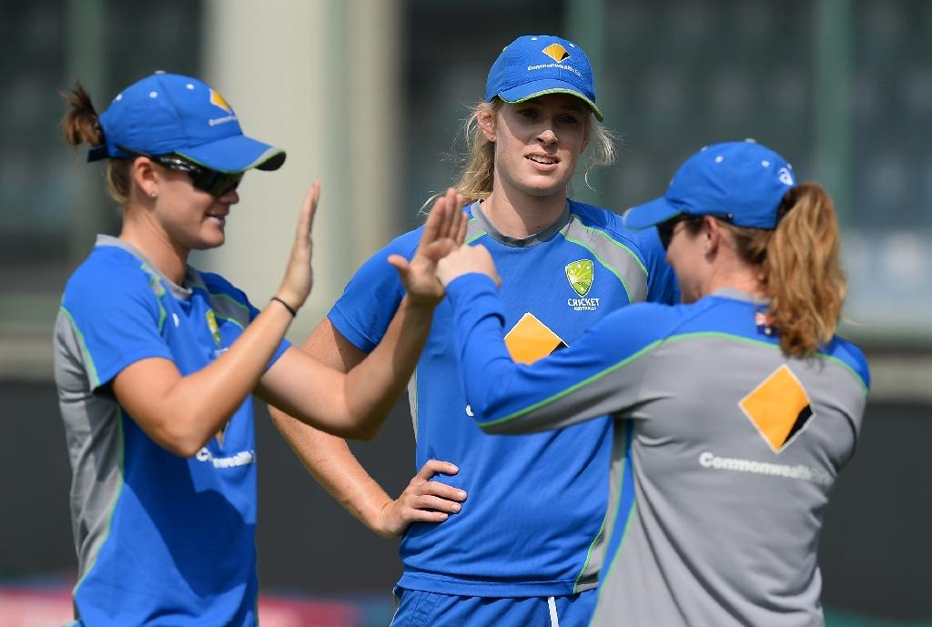 Australian cricket administrator Christina Matthews says more women will be encouraged into the game by the use of gender-neutral terminology (AFP Photo/ SAJJAD HUSSAIN)