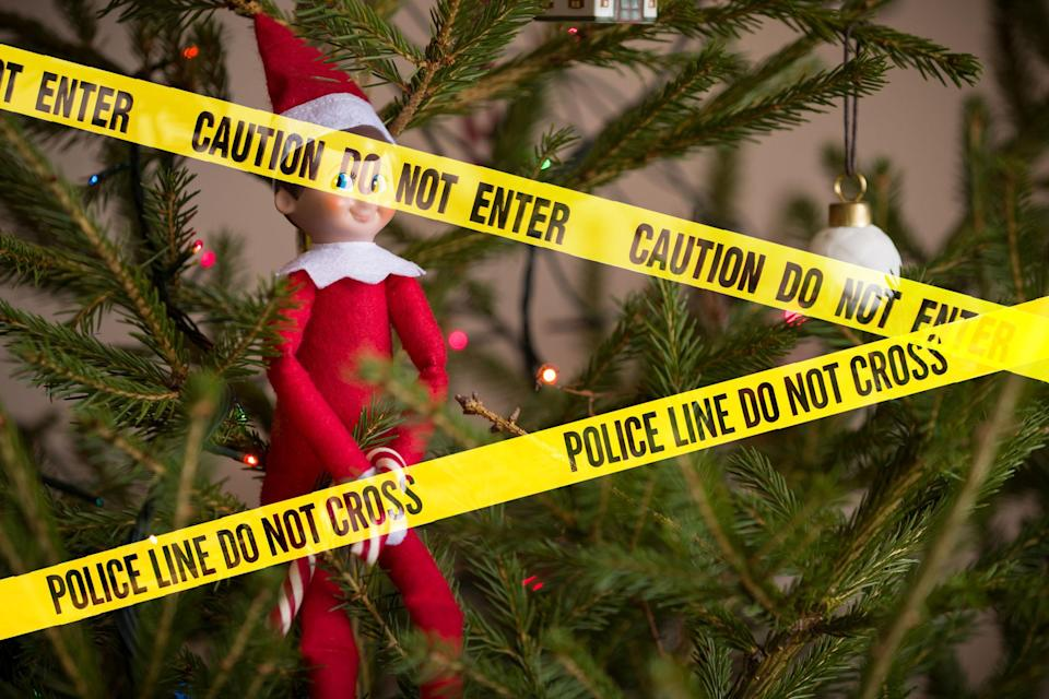 A parent says that an elf-murder activity at school left her child traumatized. (Photo: Getty Images)