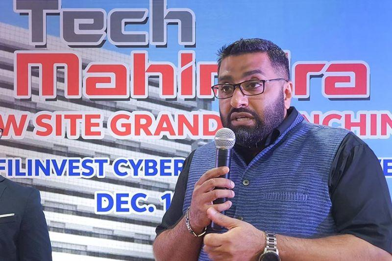 Tech Mahindra opens fourth site in Cebu