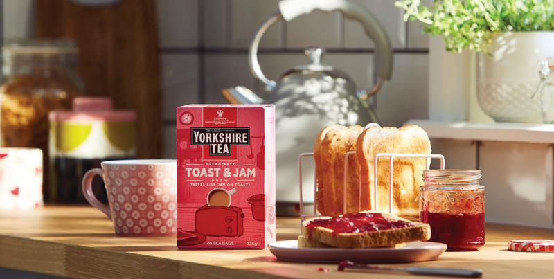 Photo credit: Yorkshire Tea