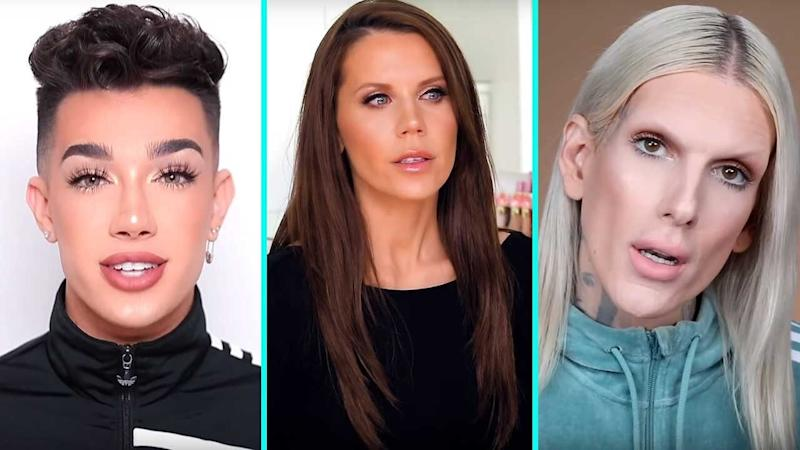 James Charles Seemingly Makes Peace With Tati Westbrook and Jeffree Star Following Bitter Feud