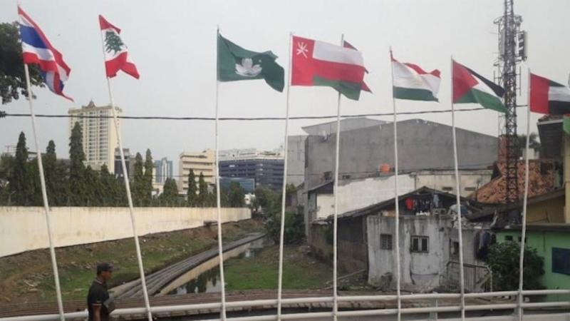 Asian Games 2018: Jakarta governor orders residents' flags be re-erected after Asiad gesture initially falls flat