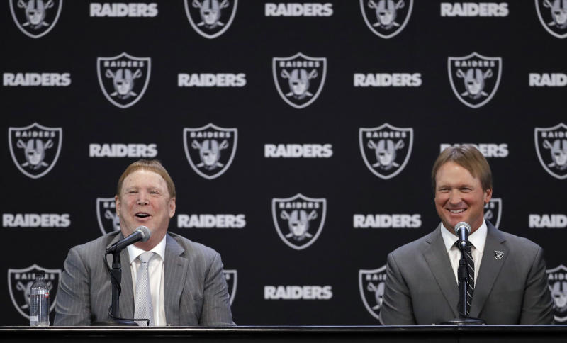 NFL Finds Raiders Complied With Rooney Rule in Jon Gruden Hiring