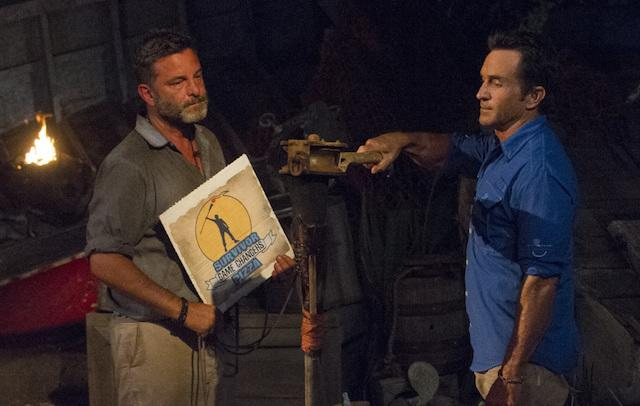 Jeff Varner Eliminated Survivor