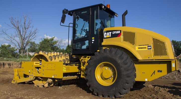 Top Dow Jones Stocks: Caterpillar (CAT)