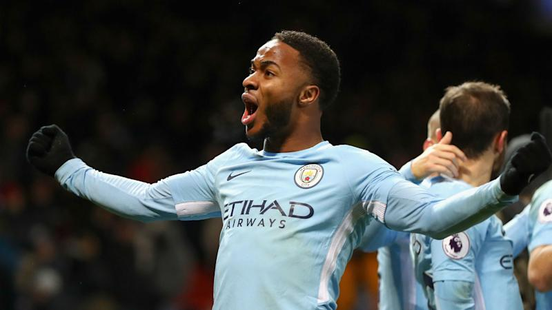 Anything can happen - Guardiola keen to secure Sterling's future