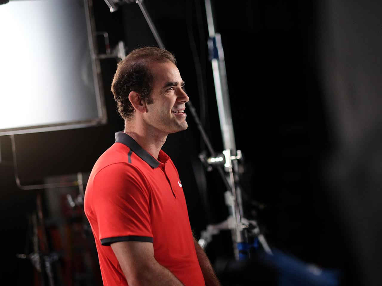 Pete Sampras on Andy Murray, Rafa Nadal challenging Roger Federer's record and the new kids on the block